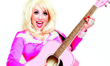 THE DOLLY SHOW appearing at Hertfordshire Music Festival