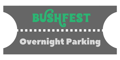 Buy overnight parking tickets for Bushfest, Music festival in Watford 2018